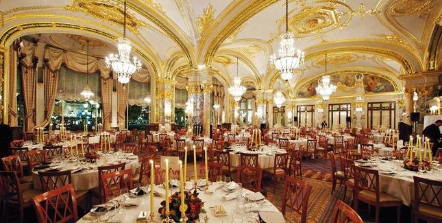 Le Grill Cafe De Paris Monaco